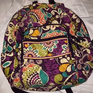 Vera Bradley Campus Backpack!